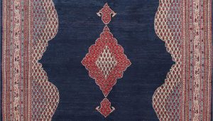 Navy Blue Wool Rug 8×10 Amazon Stunning Vintage Navy Blue Paisley Medallion
