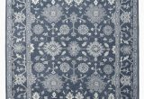 Navy Blue Wool Rug 8×10 Restoration Hardware Ayara Blue Rug 8×10 Brand New Wool Rug