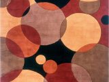 New Wave Collection area Rugs New Wave Nw 37 Black Momeni area Rug