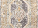 Non Slip area Rugs for Elderly Mclaglen Updated Traditional Beige Charcoal area Rug