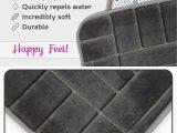 Non Slip Bathroom Rug Sets Bathmats Rugs and toilet Covers Effiliv 2 Piece