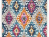 "Nourison Passion Multicolor area Rug Nourison Passion Multicolor area Rug 1 10""x2 10"""