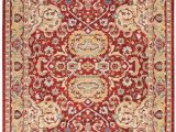 Nourison Studio Almond area Rug Nourison Majestic 10×13 Red and Gold Persian area Rug
