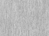 Nuloom Braided Lefebvre area Rug Braided Lefebvre Salt and Pepper 6 Ft X 9 Ft Indoor area Rug