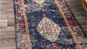 Nuloom Traditional Distressed Medallion area Rug Nuloom New Traditional Distressed Medallion oriental area