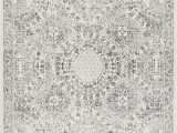 Nuloom Traditional Honeycomb area Rug Bosphorus Honey B Labyrinth Gray Rug