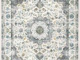 Nuloom Traditional Honeycomb area Rug Nuloom Grey Verona Rzbd07b area Rug