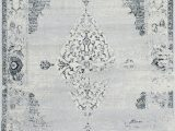 Nuloom Traditional Honeycomb area Rug Nuloom Kkzg13a Vintage Sherrell area Rug Light Grey 91 X 152 Cm