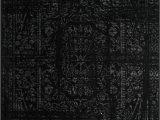 Nuloom Vintage Arlena area Rug Nuloom Bdsm12b Vintage Arlena Rug 5 X 8 Black