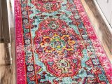 Nuloom Vintage Distressed area Rug 2×8 Nuloom oriental Vintage Distressed Abstract Runner area Rug Pn