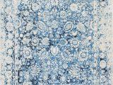 Nuloom Vintage Floral area Rug Nuloom Armsdale Vintage Floral Boisvert Glar05a Blue area Rug