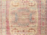 Nuloom Vintage Medallion Veronica area Rug Vintage Style Turkish Distressed Heat Set Medallion area Rug oriental Carpet