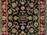Off White area Rug 5×7 Volare Wool Rectangular area Rug 3 X 5 Black Red Sage Green Brown Tan F White