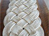 Off White Bathroom Rugs Nautical Rope Rug Bath Mat F White Cotton