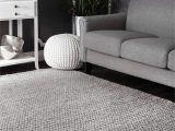 Off White Wool area Rug Textures Braided F White Rug