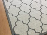 Off White Wool area Rug Wool Hand Tufted F White area Rug