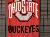 Ohio State Bath Rug Ohio State Buckeyes Beach and Bath towel 30 X 60 Osu Wincraft New with Tags
