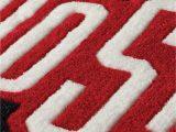 Ohio State Bath Rug Ohio State University 5×76 Logo area Rug