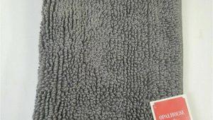 Opalhouse Perfectly soft Bath Rug Opalhouse Grey Perfectly soft Bath Rug 20 X 32 Inches Cotton