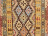 Orange and Green area Rug Marling Contemporary orange Yellow Green area Rug