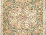 Orange and Green area Rug oriental Weavers Alfresco area Rugs