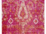 Orange and Pink area Rugs Jaipur Living Polaris Zenith Pol16 Pink orange area Rug