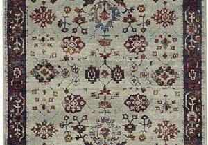 Oriental Weavers Of America Harper Multicolor Indoor area Rug Amazon oriental Weavers andorra 6842d Indoor area Rug