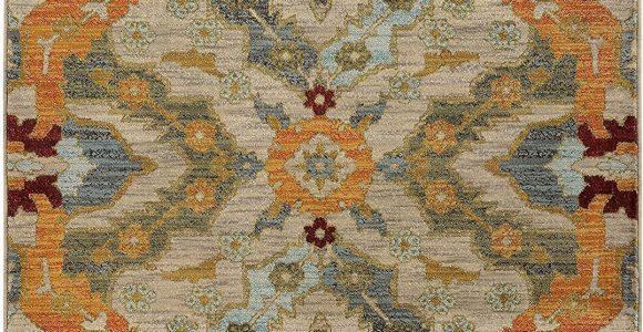 Oriental Weavers Sedona area Rug Amazon oriental Weavers 6357a Sedona Collection area