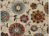 Oriental Weavers Sedona area Rug oriental Weavers 6361a Sedona Collection area Rug 5 3 X 7 6""""