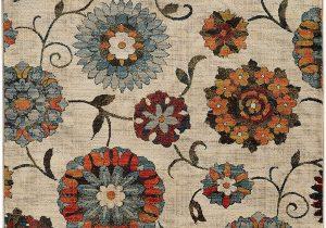 "Oriental Weavers Sedona area Rug oriental Weavers 6361a Sedona Collection area Rug 5 3 X 7 6"""""