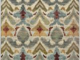 Oriental Weavers Sedona area Rug oriental Weavers 6371c Sedona Collection area Rug 2 3 X 7 6""""