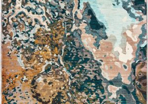 Oriental Weavers Sedona area Rug oriental Weavers Sedona 9490b Blue Gold area Rug
