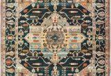Oriental Weavers Sedona area Rug oriental Weavers Sedona 9592b Blue Gold area Rug