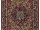 "Original Karastan 700 Panel Kirman area Rug Karastan original Karastan Medallion Kirman Rug 4 3""x6"