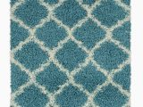 Ottomanson Ultimate Collection Moroccan Trellis Design Shag area Rug Shg2276 3×8 Ottomanson