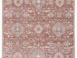 Outdoor 8 X 10 area Rugs Aden Indoor Outdoor oriental Red Gray area Rug 8 X10
