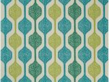 Outdoor Rug Blue and Green Waverly Sun N Shade Snd70 Blue and Green 10 X13 Oversized