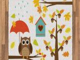 Owl area Rug for Nursery Amazon Lunarable Nursery area Rug Cartoon Style Print