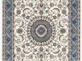 Pale Blue Persian Rug Delilah Persian Rug