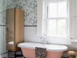 Pale Pink Bathroom Rugs Pink Bath — Interiors — House Lust