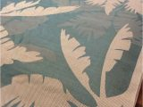 "Palm Tree Design area Rugs Palm Tree Rug Outdoor Indoor Rug Costal Floral 8 6""x13 Rug"