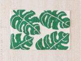 Palm Tree Rugs Bathrooms All Over Palm Bath Mat