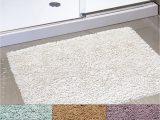 Paper Shag Bath Rug Details About Kensington Shaggy Chenille Cotton Noodle Bath Bathroom Rug 21 X 34