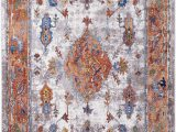 Parlin area Rug Nicole Miller Details About Nicole Miller Designer area Rug Ivory Rust Traditional Bordered Carpet