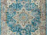 Parlin area Rug Nicole Miller Home Dynamix Parlin Amara area Rug 31 X47 Rectangle Blue
