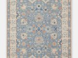 Peach and Blue Persian Rug World Market A Palette Of soft Subtle Hues Gives This Patterned Rug A