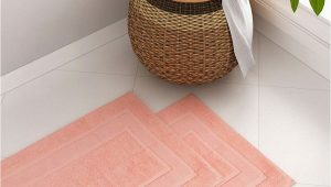 Peach Colored Bath Rugs Peach Colored Bathroom Rugs