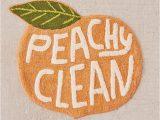 Peachy Clean Bath Rug Peachy Clean Bath Mat