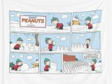 Peanuts Holiday Bath Rug Peanut Holiday Ic Christmas
