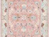 Pink and Blue oriental Rug 3 X 4 9 Tabriz Persian Rug